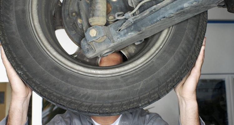 Amortecedores em mau estado são o principal causador de desagregamento dos pneus