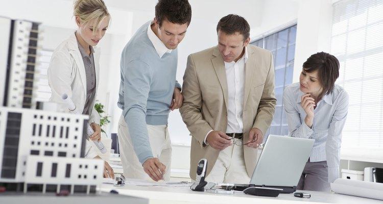 Los despachos de arquitectura ayudan a los clientes en todos los aspectos relacionados con el proceso arquitectónico.