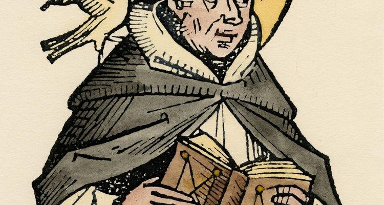 Santo Tomás escribió extensivamente sobre la relación entre la fe y la razón.