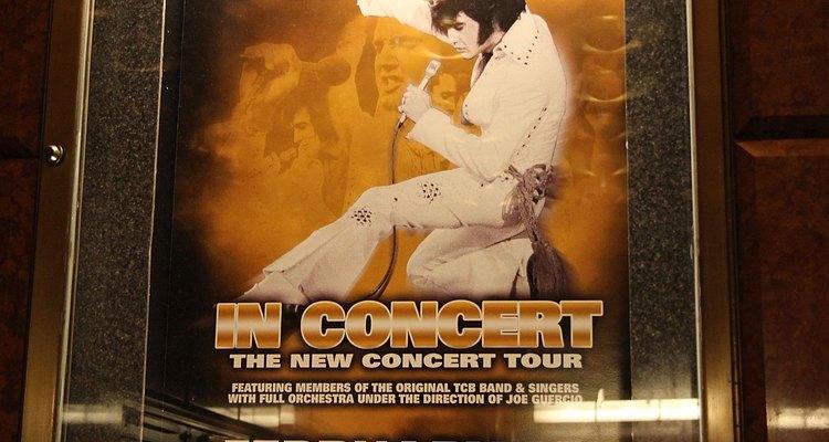 Elvis memorabilia is sold in shops and online retailers around the world.