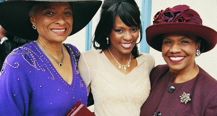 Una noche de señoras puede ser una oportunidad para que las mujeres cristianas se reúnan.