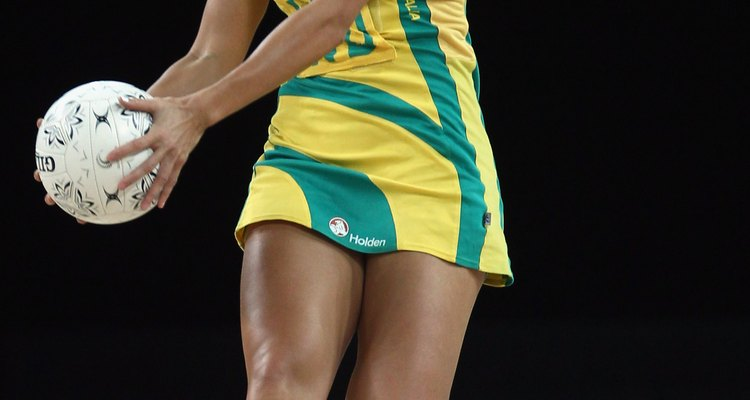 There are strict rules regarding a player's footwork in netball.