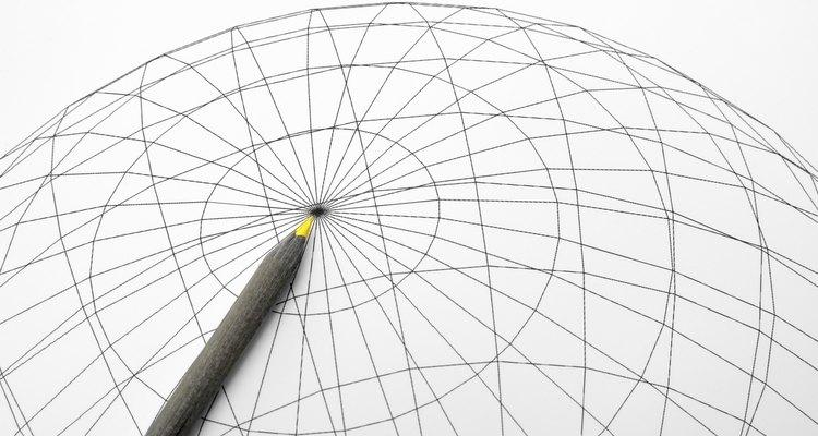 A esfera é um círculo tridimensional, que conserva muitas das propriedades e características de um círculo bidimensional