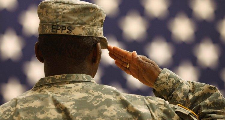 Comportamiento militar.