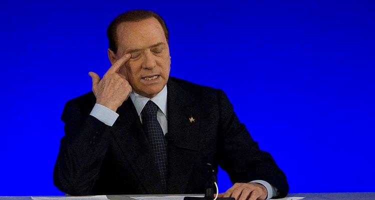"Berlusconi bromeó sobre tener que ""endurecer la cocina finlandesa""."