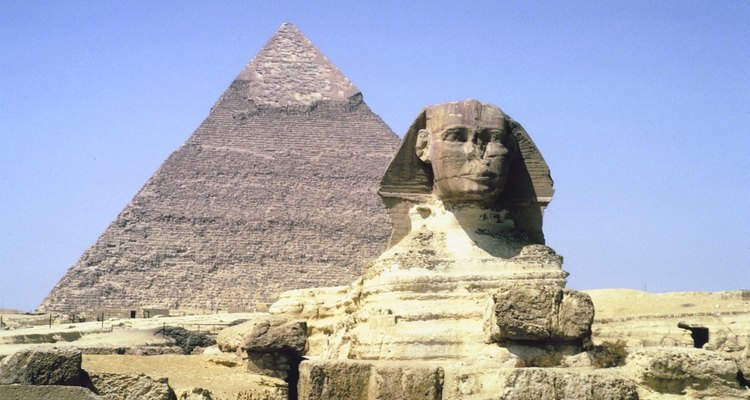 Egipto ocupa una ubicación clave en el Medio Oriente.