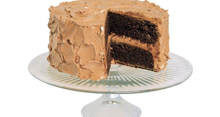 Puedes arreglar un pastel que no está totalmente horneado.