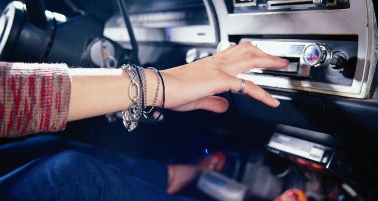 O código de segurança para rádios em carros da Volvo é um mecanismo antirroubo