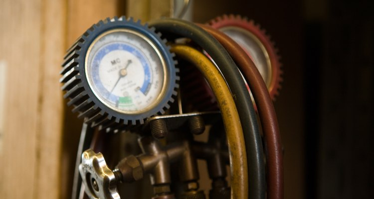 Air compressors require oil.