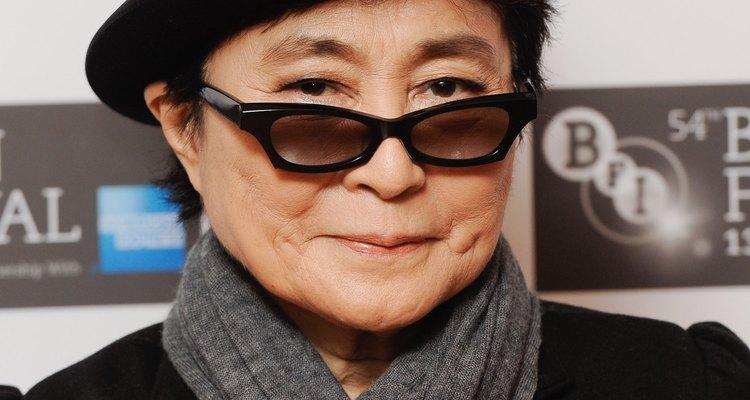 Yoko Ono viveu em Nova Iorque por três décadas