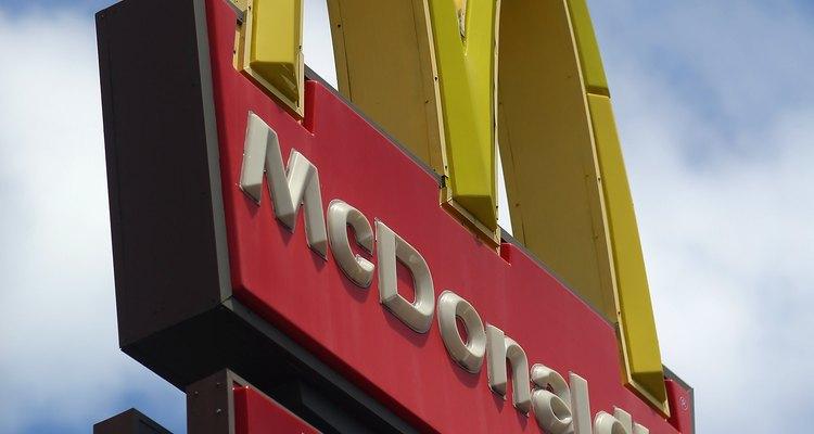 McDonalds posee una de las mayores franquicias de restaurantes en el mundo.
