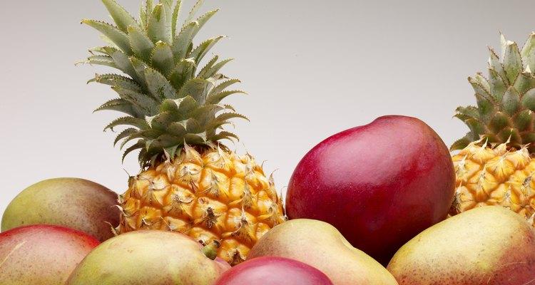 mangoes & Pineapple