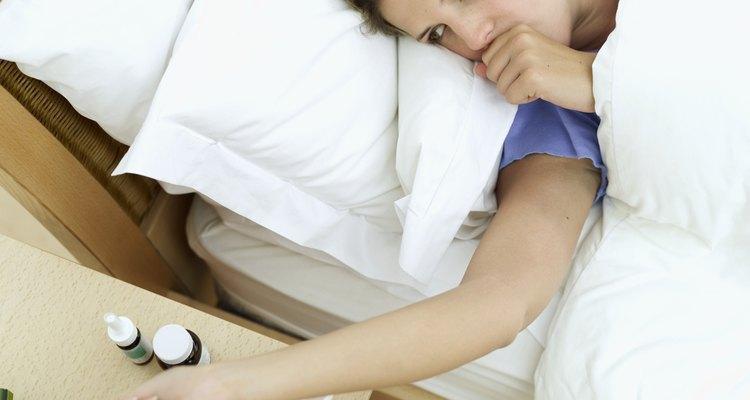 A tosse noturna persistente pode durar até três semanas