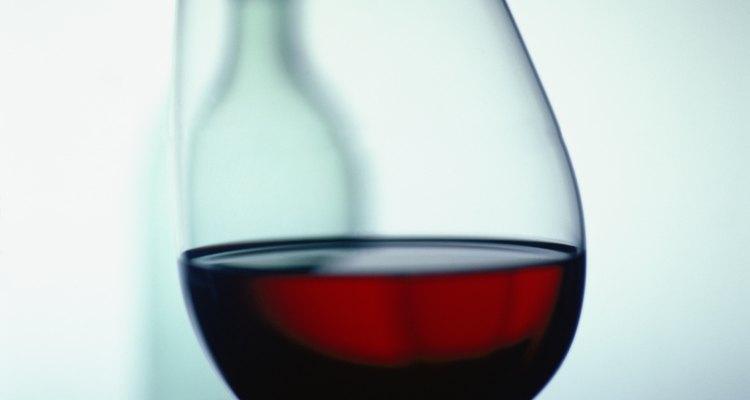 El cuerpo de un vino es el efecto de la fruta, los taninos y el alcohol.