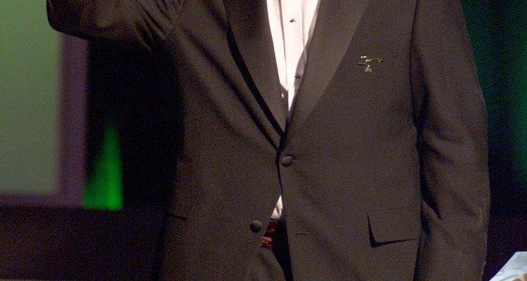 Jack Nicklaus es una de las grandes figuras del golf.