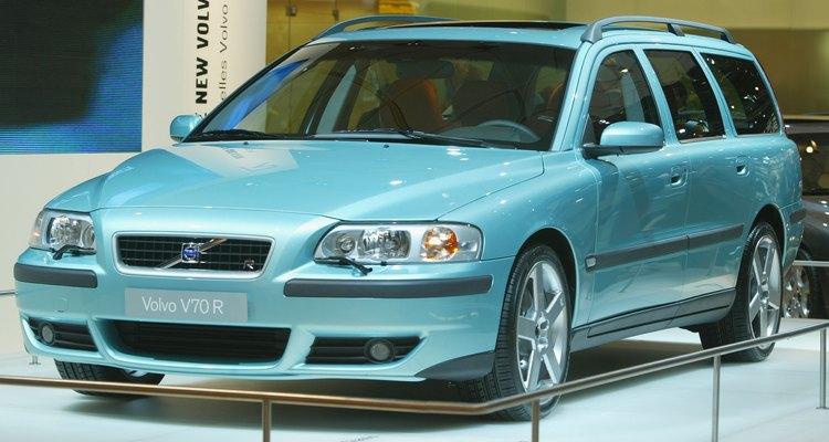 O Volvo V70 faz cerca de 11 KM/L na estrada