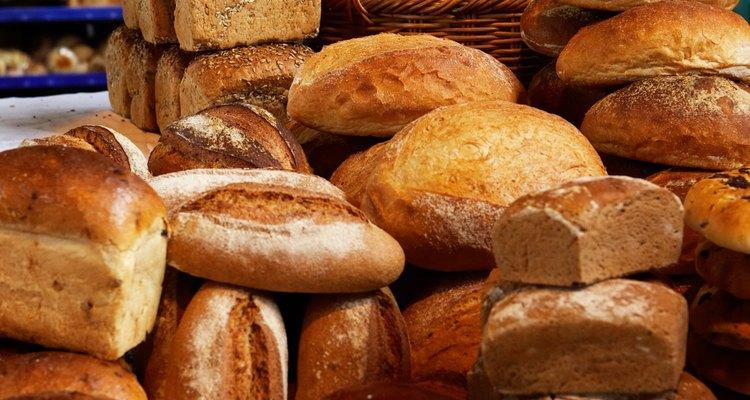 El pan blanco no es la única opción de pan para hacer sándwiches.