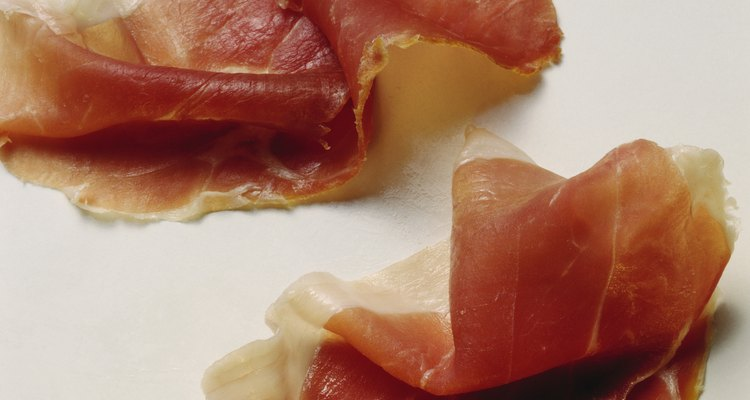 Find out when to eat and when to throw away prosciutto meat.