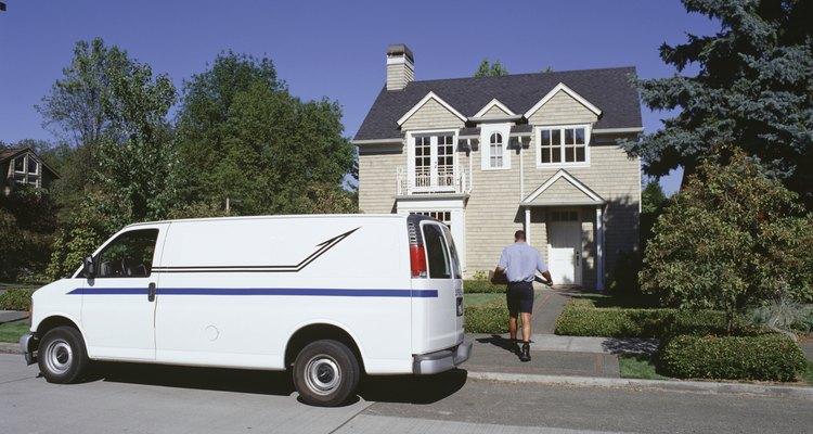 Uma van é uma boa ideia para uma atividade comercial