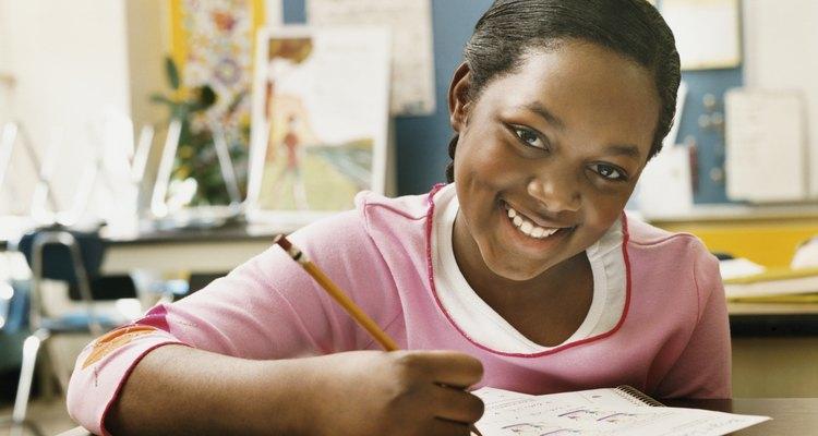 Los alumnos que entienden la estructura de una oración pueden escribir oraciones completas.