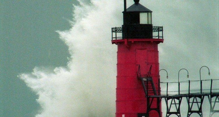 Plainwell está a sólo una hora de South Haven, un popular pueblo de playa del Lago Michigan.