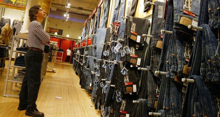 Tax Error At Jeans Maker Cancels 2001 Profit Reports
