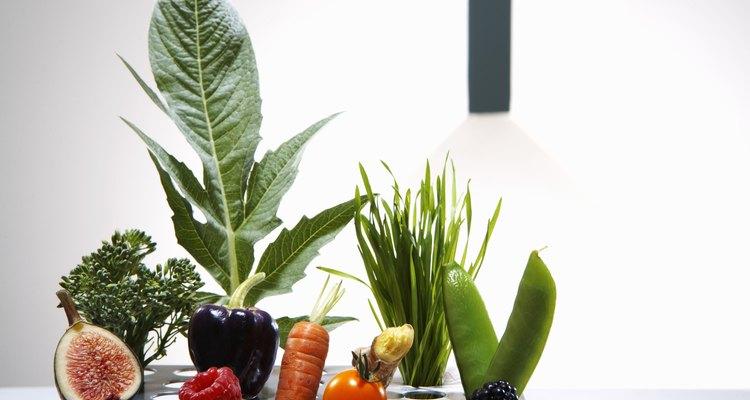 Los antioxidantes neutralizan los productos químicos nocivos en el cuerpo de un niño - los radicales libres, que de otro modo intoxicarían las células del cerebro.