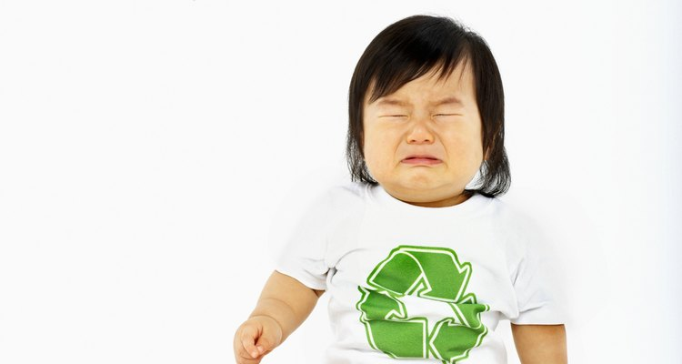 El estreñimiento puede ser muy doloroso para los bebés, causando mal humor e insomnio.