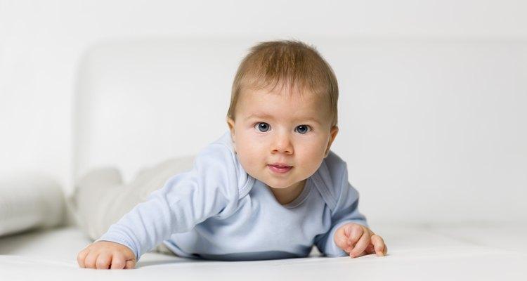 Los bebés necesitan estar en actividad para sus músculos.