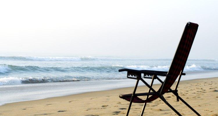 Vida en la costa.