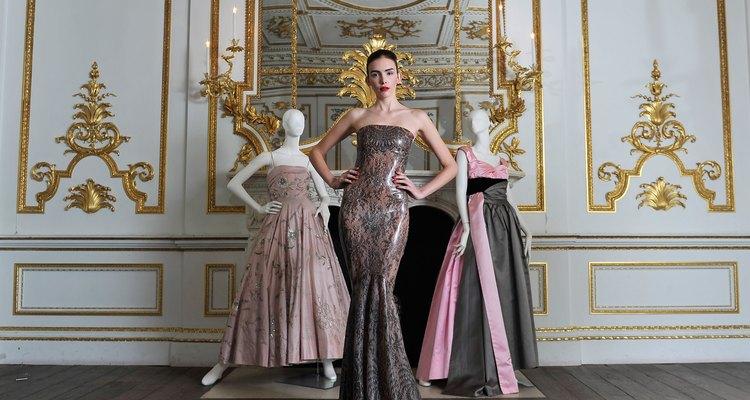 Ballgowns: British Glamour Since 1950 Photocall