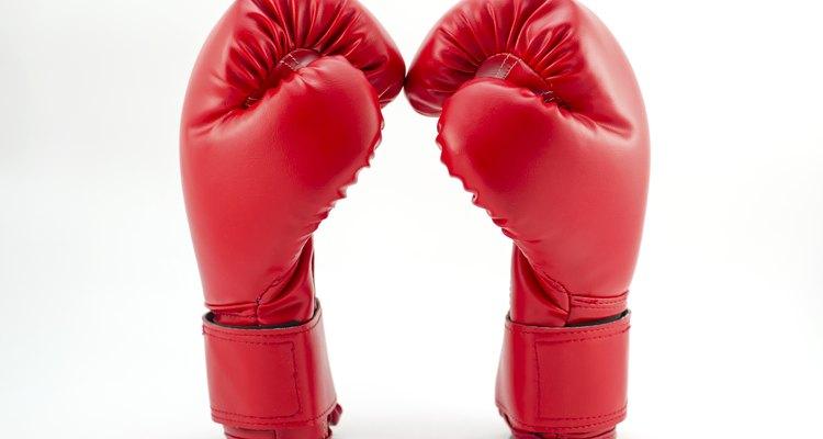 Esportes como o boxe são frequentemente a causa para lesões nos olhos