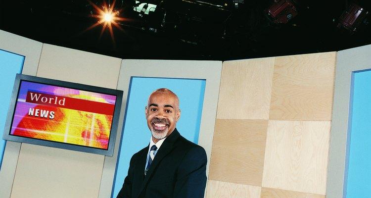 Las numerosas variables que intervienen en el salario de un presentador de noticias, hacen que sea bastante amplio.