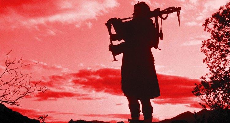 Hay varias fiestas típicamente escocesas a lo largo del año.