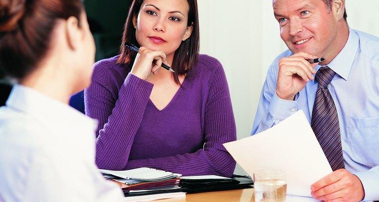 O processo de contratação inclui muitos fatores