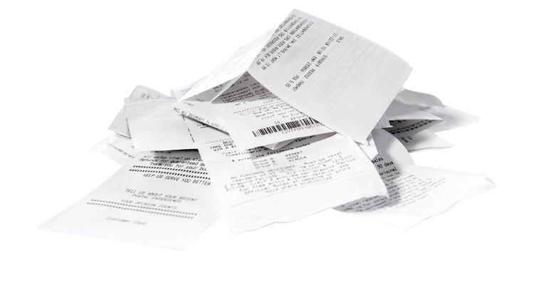 Cheiro de mofo em papel não pode ser removido como dos outros objetos