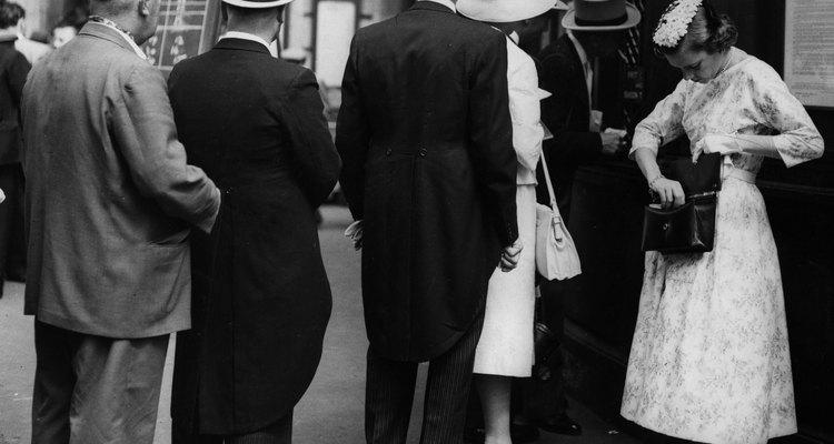 Mujer en a década de 1950.