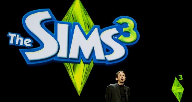 """""""The Sims 3"""" é o terceiro jogo da série de sucesso de Wil Wright publicado pela EA Games"""