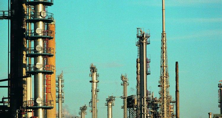 Graus API calculam a densidade do petróleo relativa a da água