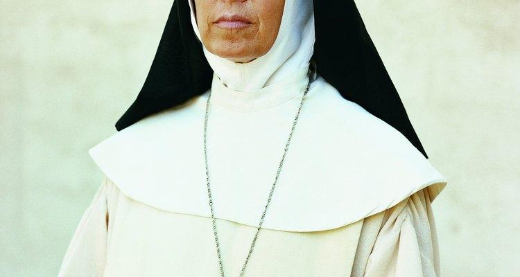As exigências para freiras dependem da comunidade religiosa