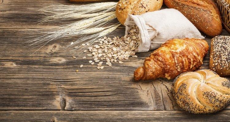 Se você tem intolerância a glúten, é preciso eliminar todos os alimentos feitos de trigo