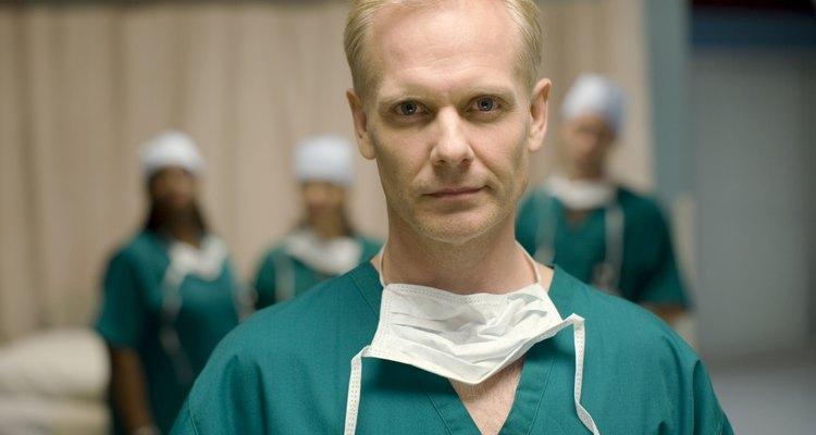 Avance profesional de los cirujanos.