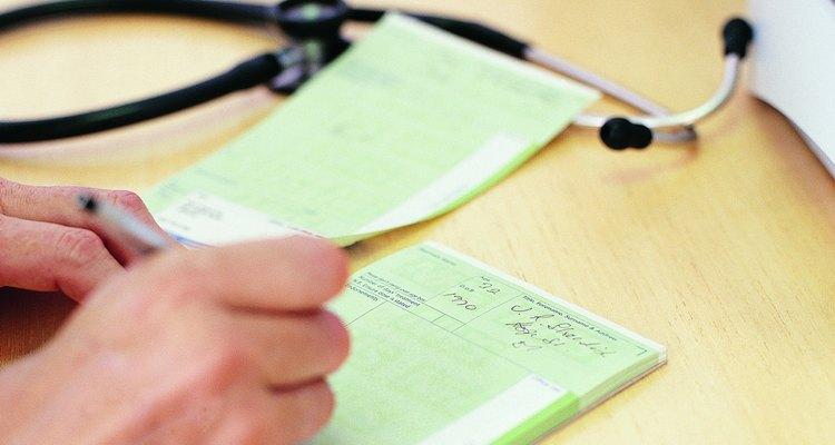 Consulte um médico se achar que está apresentando efeitos colaterais do uso do medicamento