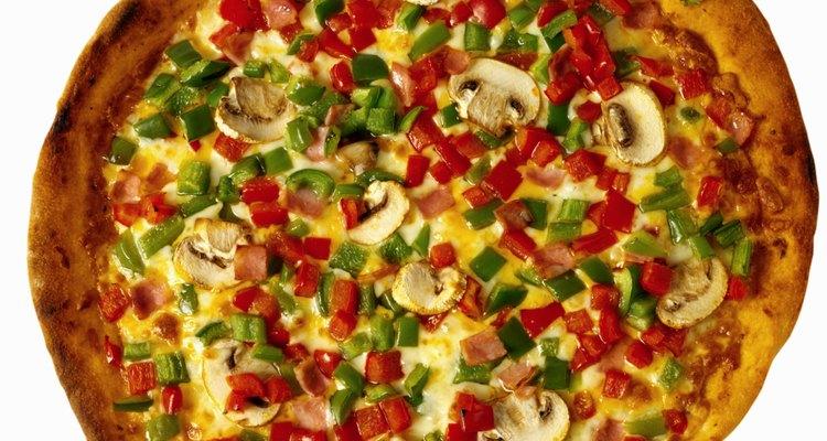 Caso não tenha carboidratos peça uma pizza para seus convidados