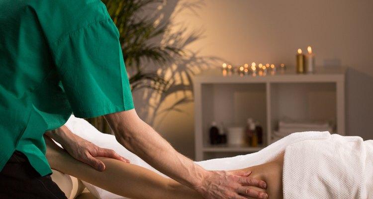 Anti-cellulite smoothing massage