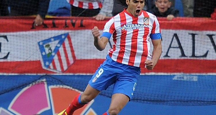 Falcao García está considerado uno de los diez mejores futbolistas del mundo en la actualidad.