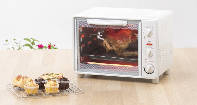 Chicken roaster oven fast and convenience cooking