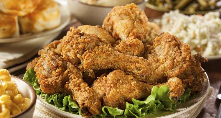Haz tu pollo extra crujiente.