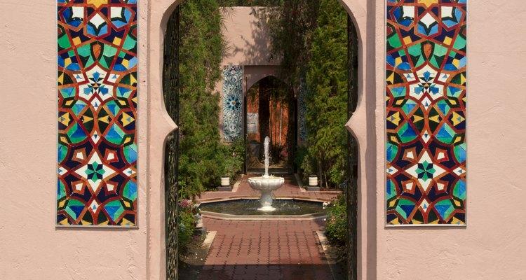 Casa en Marruecos.