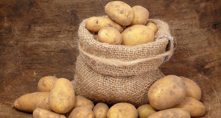 Bolsa de patatas.
